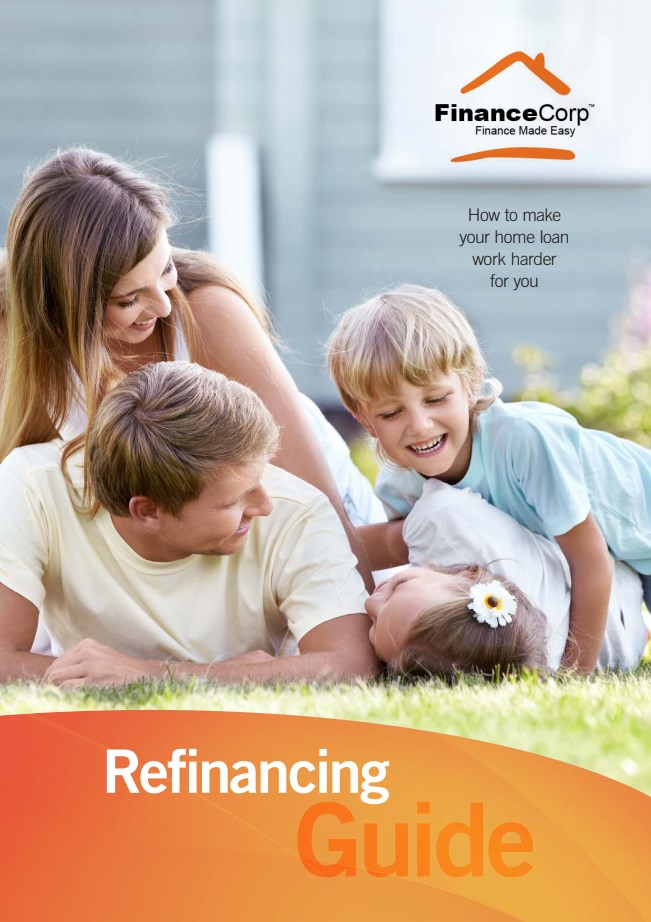 Refinancing Guide Book Cover